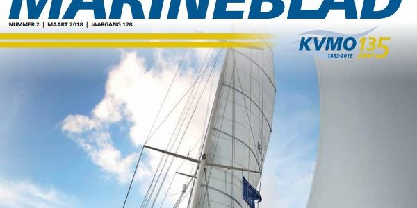 Cover Marineblad 2018-3