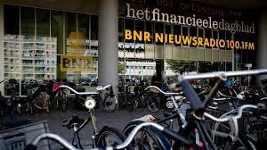 gebouw BNR Nieuwsradio te Amsterdam